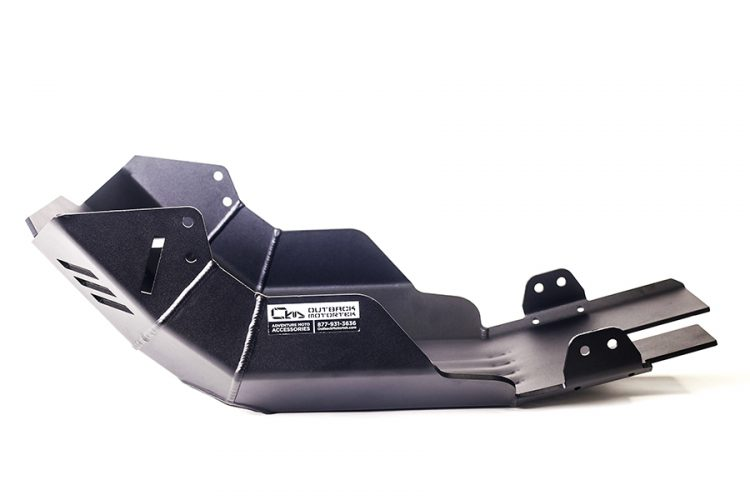 KTM 1090 Adventure Skid Plate