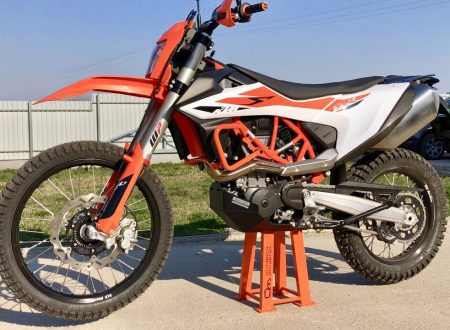 KTM 690R Adventure Crash Bars