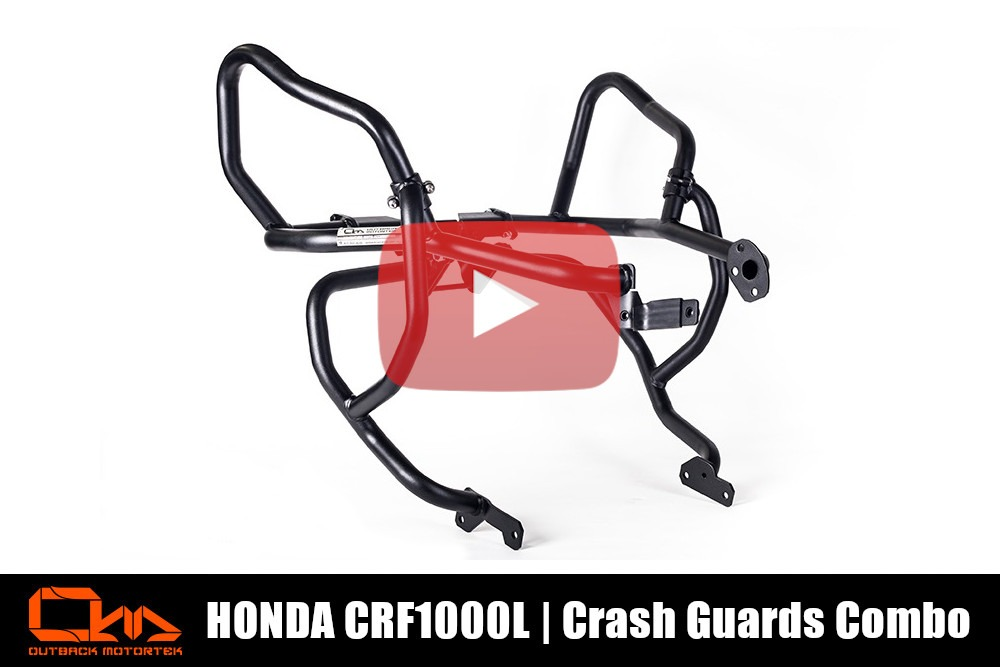 Honda CRF1000L Africa Twin Crash Combo Guard
