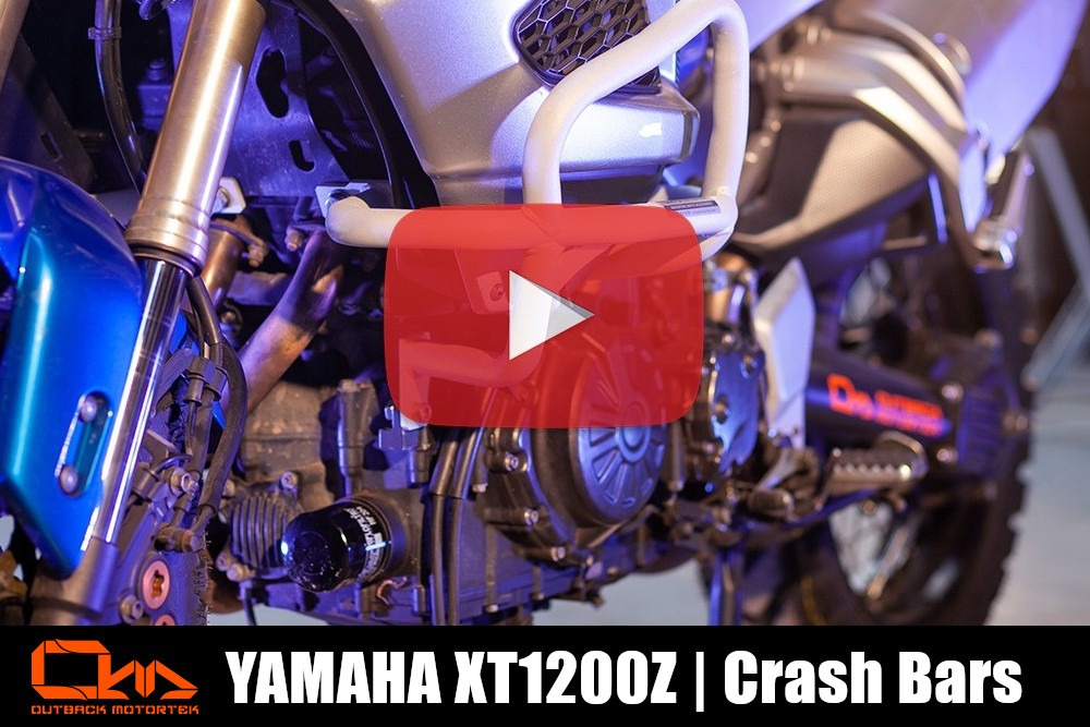 Yamaha XT1200Z Super Tenere Crash Bars Installation Video