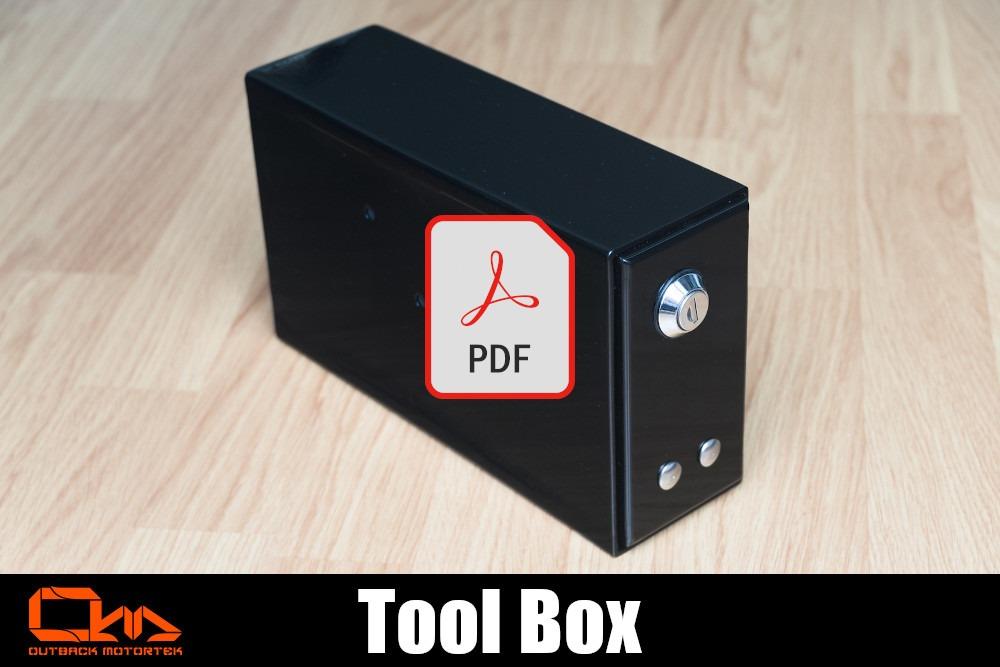 Tool Box PDF Installation