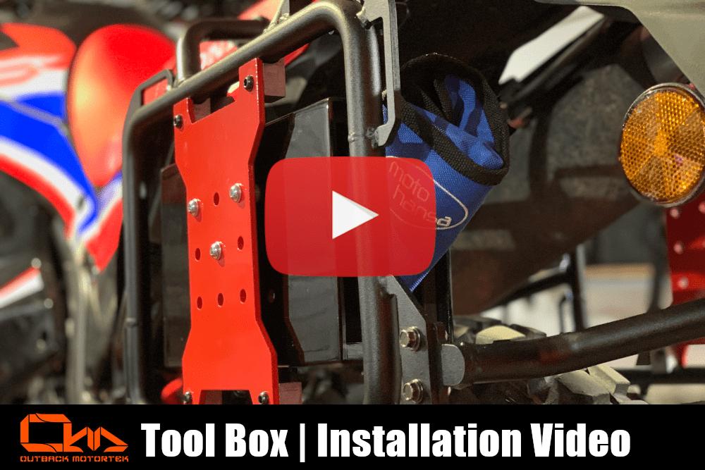 Tool Box Video Installation